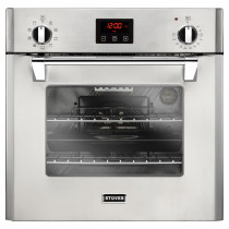 Stoves STRICH600MF 60cm Built-In Stainless Steel Electric Single Multifunction Oven