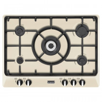Stoves STRICH700GH Richmond 70cm Cream Built-In Gas Hob