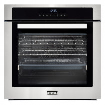 Stoves ST SEB602MFC Stainless Steel Single Electric Multifunction Oven 444410141