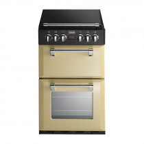 Stoves Richmond 550DFW Champagne Dual Fuel Mini Range Cooker