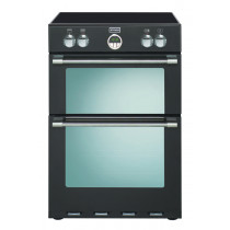 Stoves Sterling 600MFTi Black Induction Mini Range Cooker