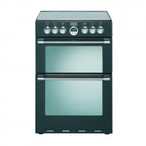 Stoves Sterling 600E Black Electric Mini Range Cooker