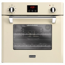Stoves STRICH600MF 60cm Richmond Built-In Cream Electric Single Multifunction Oven