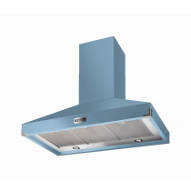 Falcon 900 Super Extract China Blue/Nickel Cooker Hood