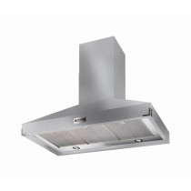 Falcon 900 Super Extract Stainless Steel Chrome Cooker Hood