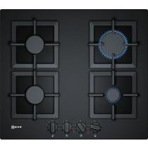 Neff T26CA42S0 60cm Black Gas Hob
