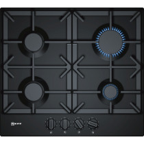 Neff N70 60cm Black Gas Hob T26DS49S0