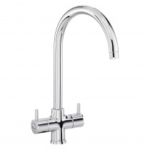 CDA Monobloc Filter with Swan Neck Spout Tap TF55CH