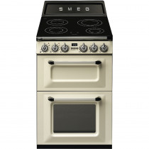 Smeg Victoria 60 Cream Mini Range Cooker TR62IP