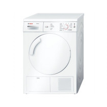 Bosch WTE84106GB Freestanding White Condenser Tumble Dryer