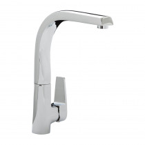 CDA Contemporary Side Single Lever Chrome Tap TV5CH