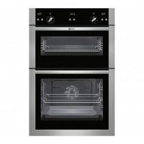 Neff N50 Black Double Oven U1ACI5HN0B