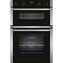 Neff N50 Black Double Oven U1ACE5HN0B