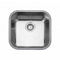Rangemaster Atlantic Single Undermount Sink - UB40