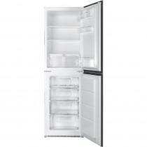 Smeg UKC3170P Integrated In Column Fridge Freezer