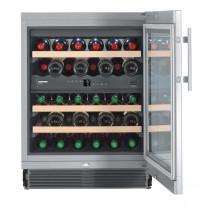 Liebherr UWTes 1672 Vinidor Silver Wine Cooler