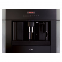 CDA Fully Automatic Stainless Steel Coffee Maker VC801SS