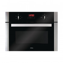 CDA Compact steam oven with grill VK700