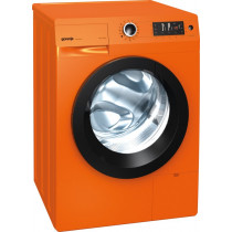 Gorenje W8543LO Freestanding 8kg 1400rpm Orange Washing Machine