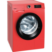 Gorenje W8543LR Freestanding 8kg 1400rpm Fiery Red Washing Machine