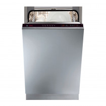 CDA Fully Integrated 10 Place Slimline Dishwasher WC431