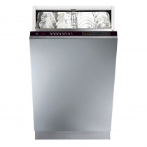 CDA 45cm Fully Integrated Intelligent Slimline Dishwasher WC461
