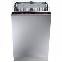CDA Integrated Intelligent Slimline Dishwasher WC480