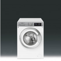Smeg WHT814LUK Freestanding White Washing Machine