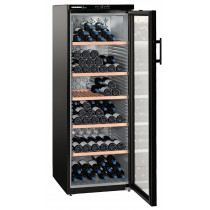 Liebherr WKb 4212 Vinothek Black Wine Cooler