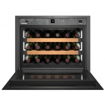Liebherr WKEgb 582 GrandCru 46 Litre A Rated Black Wine Cooler