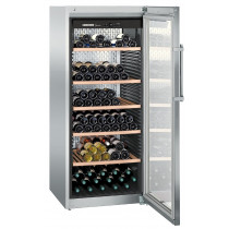 Liebherr WKes 4552 GrandCru Stainless Steel Wine Cooler