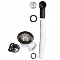 Waste Kit for Sinks with a 52mm Waste Hole - WKIT05