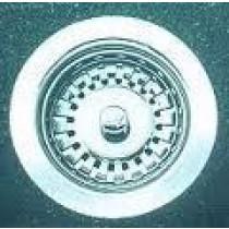 Basket Strainer Waste Kit for 1 Bowl Ceramic Sinks - WKIT15