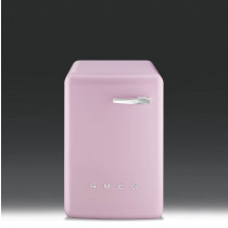 Smeg 50's Retro Freestanding Pink Washing Machine