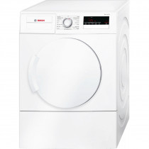 Bosch WTA79200GB Freestanding White Vented Tumble Dryer