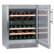 Liebherr WTes 1672 Vinidor Stainless Steel Wine Cooler