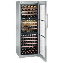 Liebherr WTes 5872 Vinidor 496 Litre A Rated Stainless Steel Wine Cooler