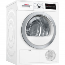 Bosch Serie 6 WTG86402GB Freestanding White Condenser Tumble Dryer