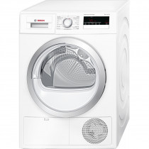 Bosch Serie 4 WTH85200GB Freestanding White Condenser Tumble Dryer