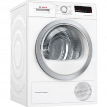 Bosch Serie 6 WTM85230GB Freestanding White Condenser Tumble Dryer