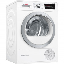 Bosch Serie 6 WTW85492GB Freestanding White Condenser Tumble Dryer