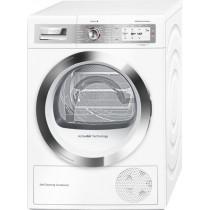 Bosch Serie 8 WTYH6790GB Freestanding White Condenser Tumble Dryer