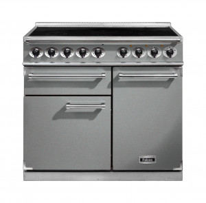 Falcon 1000 Deluxe Induction Range Cooker Stainless Steel