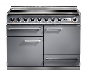 Falcon 1092 Deluxe Induction Stainless Steel/Chrome Range Cooker