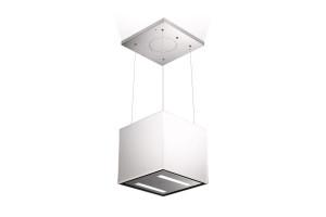 Faber Lybra Plus 40.9cm Stainless Steel Glass F-Light Hood