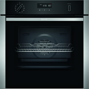 Neff N50 Slide & Hide Pyrolytic Single Oven B5ACH7AH0B