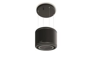 Faber Odette Plus 50cm Black Matt F-Light Hood