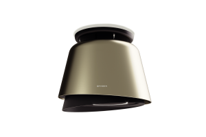 Faber Belle 69.5cm Gold / Warm Dark Grey Matt F-Light Hood