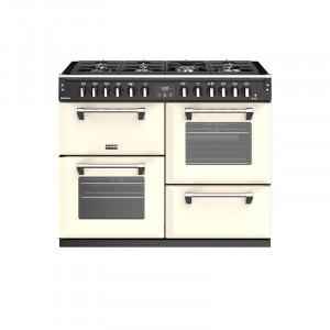 Stoves Richmond S1100DF Dual Fuel Classic Cream 110 Range Cooker 444444467