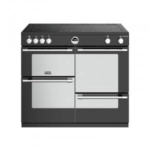 Stoves Sterling S1000EI Induction Black 100 Range Cooker 444444497
